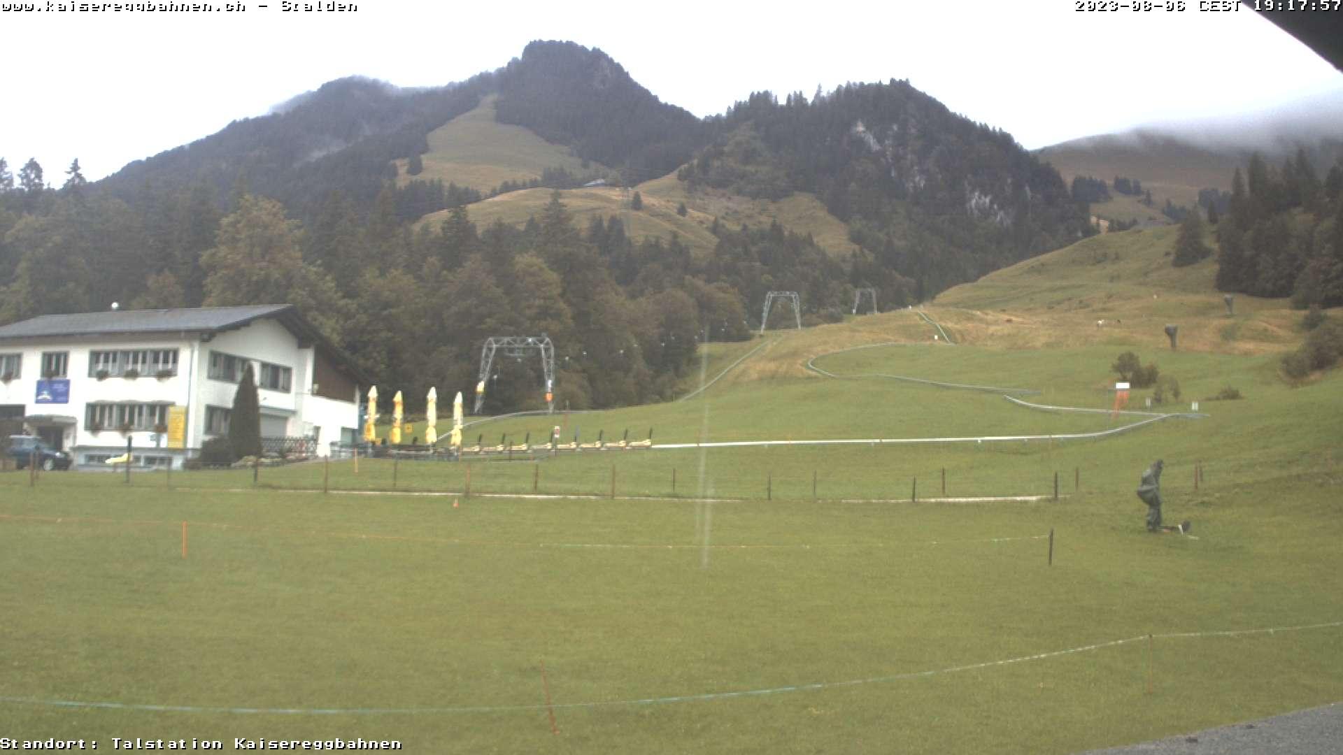 Webcam Schwarzsee - Stalden